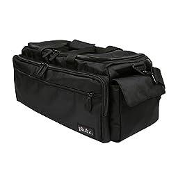 Medium Cable Bag Midnight Black by Phitz