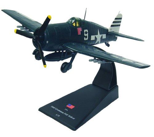 North Grumman F6F Hellcat diecast 1:72 model (Amercom SL-32)