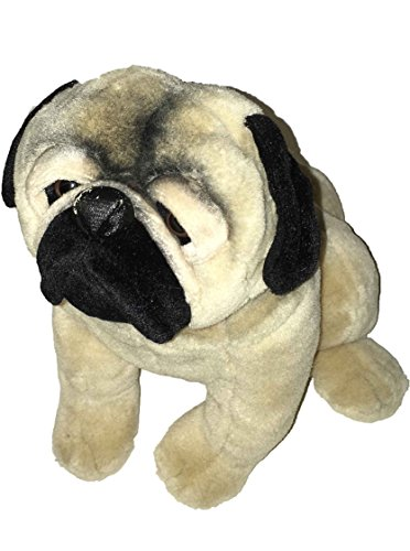 JAAG Plush Pug Plush, used for sale  Delivered anywhere in USA
