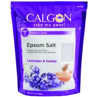 Scented Epsom Salt