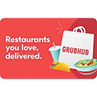 Deals on $50 Grubhub Gift Card Email Delivery