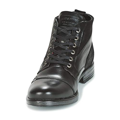 cle41751 Yvori Boots Redskins Noir Ref tvBz66xq