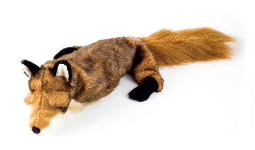 Coleman Fox Bushy Tail Dog Toy, My Pet Supplies