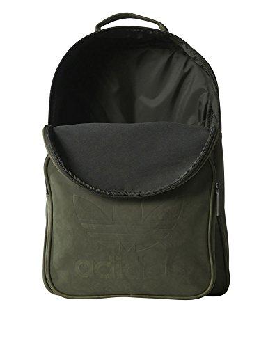 adidas Unisex Bp Classic Tasche, Green/Carnoc, Nicht zutreffend