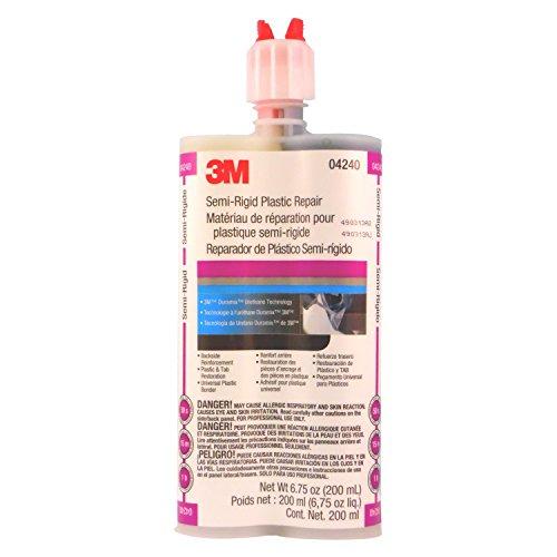 3M Semi Rigid Plastic Repair cartridges