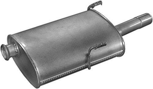 ETS-EXHAUST 1413 Exhaust Rear Silencer (fits 406 2.0 ESTATE 135hp 1997-1999)