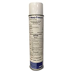PT Wasp Freeze II kills Bees, Hornets, Spiders, Yellow jackets and Wasps from as far as 15 feet away. (Best to use with Gotcha Sprayer Pro Adapter and extension Pole. Sold Separately) High 49,300 volt dielectric breakdown makes it usable around elect...