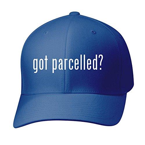 BH Cool Designs Got parcelled? - Baseball Hat Cap Adult, Blue, - Merchandise United Parcel Service
