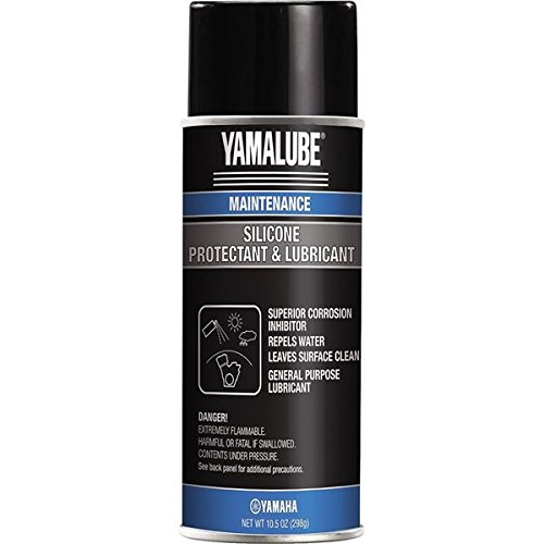 Yamaha ACC-RNGFR-PL-12 Yamalube Ring Free Plus Fuel Additive, 12 oz (Yamaha Stabilizer Fuel)