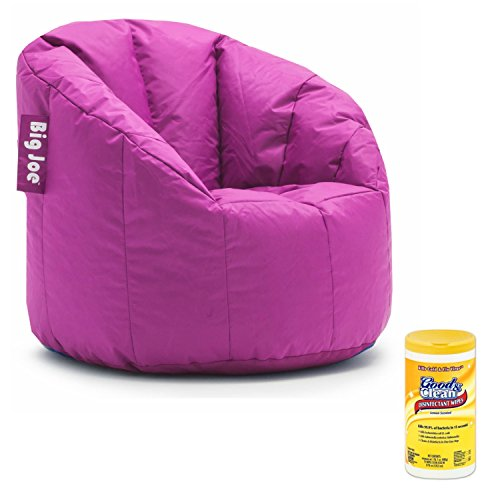 Pink Camouflage Bean Bag Chair - 9