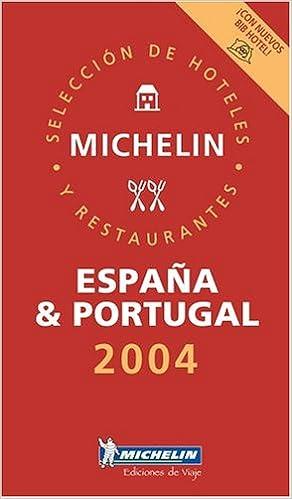 España & Portugal 2004. La guida rossa: Amazon.es: Michelin: Libros en idiomas extranjeros