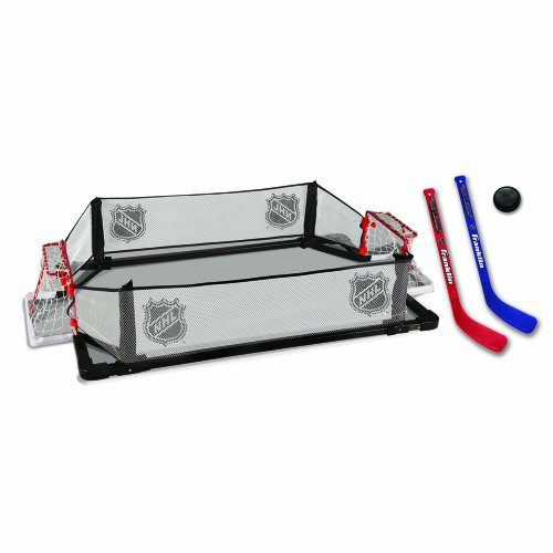Franklin Sports NHL Carpet Knee Hockey Game (36-inch x (Knee Hockey Mat)