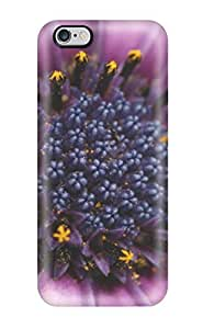 New Arrival KDzPUcp9168ymypB Premium Iphone 6 Plus Case(closeup Purple Flower)