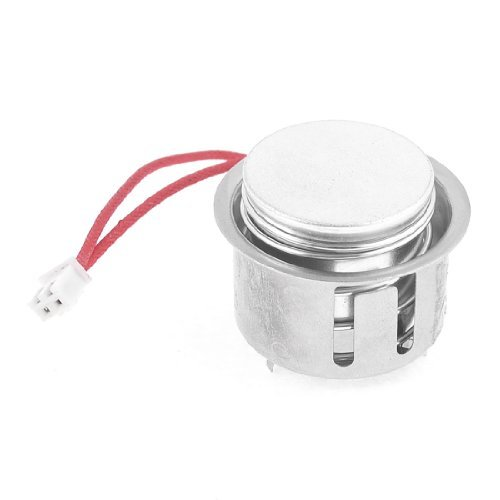 DealMux Electric Rice Cooker Replacement 2 Wires Magnetic Center Heat Retaining Device