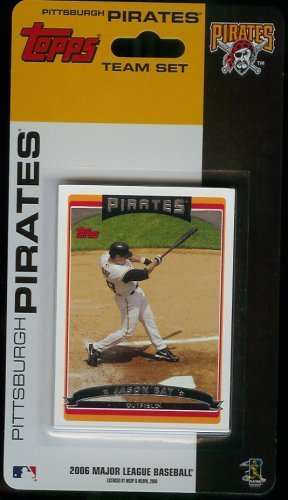 MLB Pittsburgh Pirates Licensed 2006 Topps® Team Sets ()