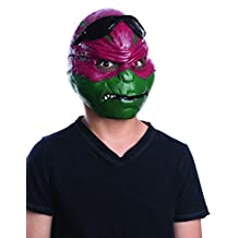 Rubies Costume Teenage Mutant Ninja Turtles Movie Raphael Child 3/4 Mask