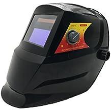 Blank&Black Solar Auto Darkening Welding Helmet LYG-5500A