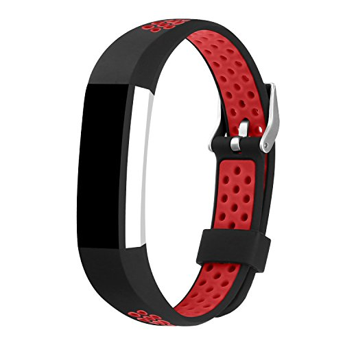 Watch Wrist Strap for Fitbit Alta (Red) - 1
