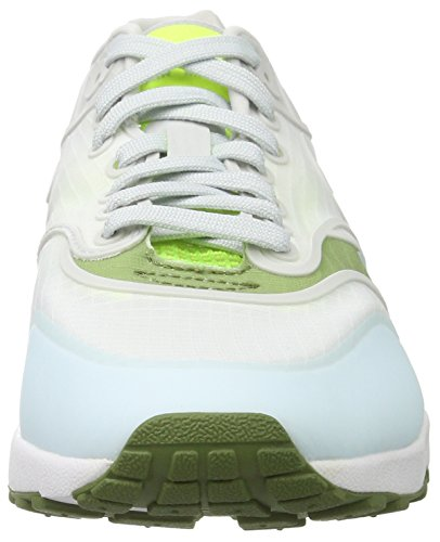 Nike Vrouwen Air Max 1 Ultra 2,0 Si Hardloopschoen Wit / Zuiver Platina Volt