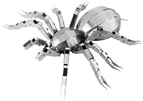 (Fascinations MetalEarth 3D Laser Cut Model - Spider, Model: 5299)