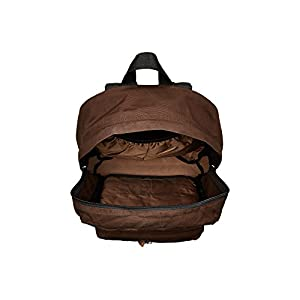 JanSport Unisex Right Pack Expressions Downtown Brown/Waxed Canvas Backpack