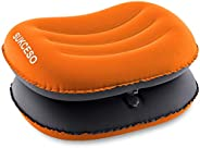 [2-PACK] Ultralight Inflatable Camping Pillow - Compressible, Compact, Comfortable for Sleeping While Travelin