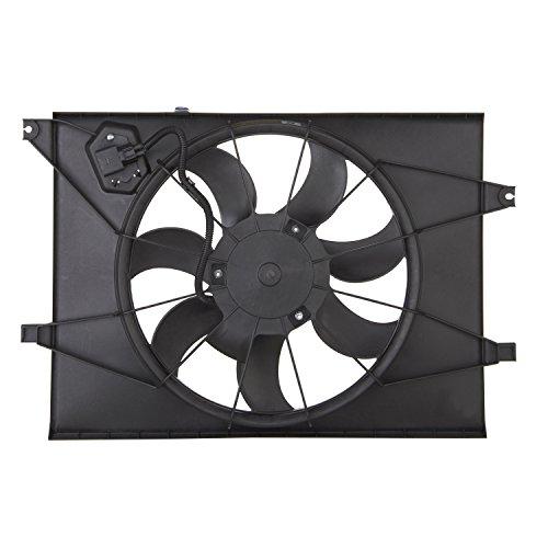 Spectra Premium CF16040 Radiator Fan Assembly - Kia Spectra Radiator Fan