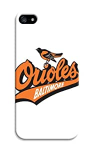 LarryToliver Customizable Baseball Baltimore Orioles For iphone 5/5s Cases