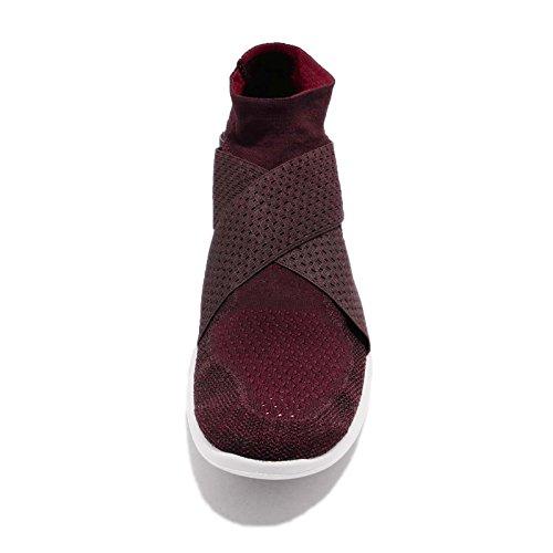 Nike Mens Libera Rn Movimento Flyknit 2017 Scarpa Nero / Grigio Scuro Antracite Volt 9.0 (9 D (m) Ci, Profonda Bordeaux / Ridgerrock)