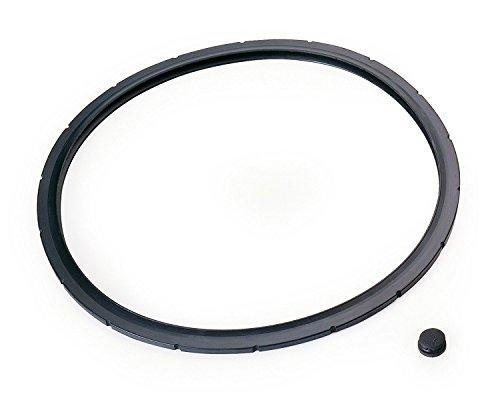 - Presto 09936 Pressure Cooker Sealing Ring/Overpressure Plug (3)
