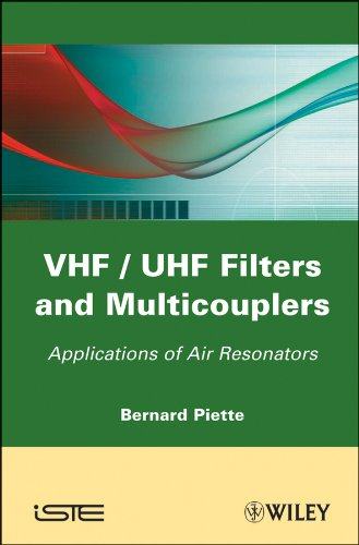 (VHF / UHF Filters and Multicouplers: Application of Air Resonators (General Circuit Theory & Design))