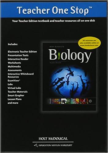 Amazon holt mcdougal biology teacher one stop dvd holt mcdougal biology teacher one stop dvd 1st edition fandeluxe Choice Image