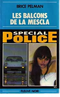 Book's Cover ofLes Balcons de la Mescla