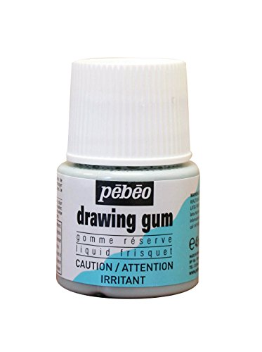 Pebeo Drawing Gum Bottle,45ml (033000CAN) (Pebeo Drawing)
