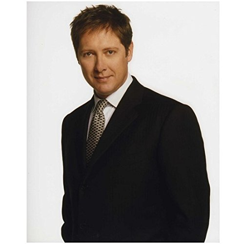 Boston Legal James Spader as Alan Shore Close Up in Suit Nice Smile 8 x 10 Photo