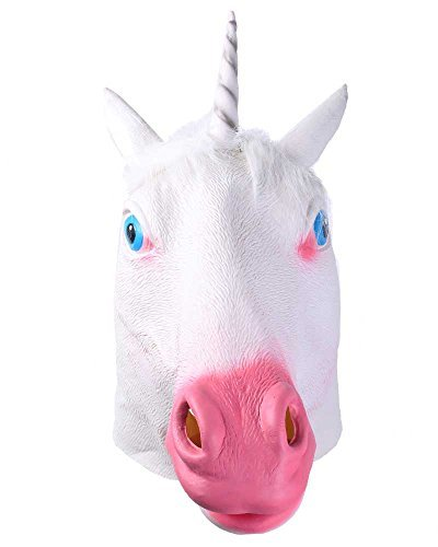 Leegoal Halloween Magical Creepy Unicorn