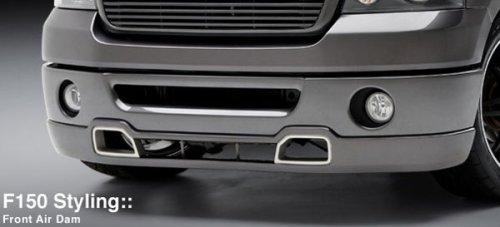 Black Ford F150 >> 3dCarbon 691523 06-08 Ford F150 Truck Foose Urethane Front ...