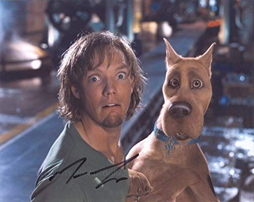 MATTHEW LILLARD as Shaggy – Scooby Doo 8″x10″ GENUINE AUTOGRAPH