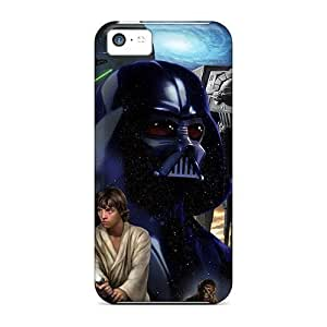 Fashionable Style Cases Covers Skin For Iphone 5c- Star Wars