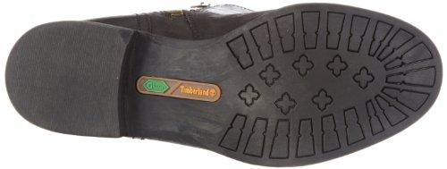 Timberland Ek Savin Hill Strap Mid Boot, Bottes cavalières femme Noir (Black)