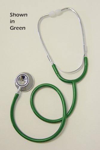 Stethoskop mit Doppelkopf 56 cm Grün