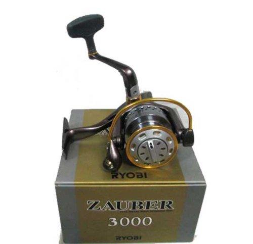 Ryobi zauber spinning fishing reel zauber 3000 new ebay for Ryobi fishing reel