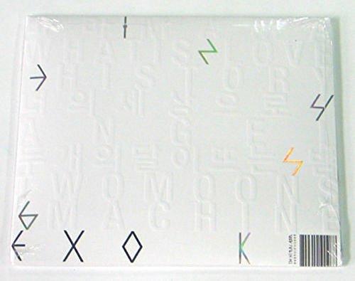 EXO-K - MAMA (1st Mini Album) CD, Photobook,  Photocard and Extra Photocards Set