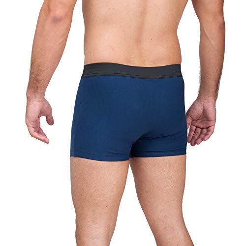Kit 8 Cuecas Boxer Cotton Confort Masculina Part.B