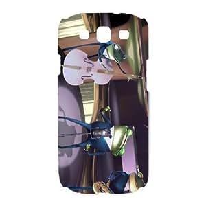 Samsung Galaxy S3 I9300 Phone Case White Meet the Robinsons Frankie the Frog KLI5084819