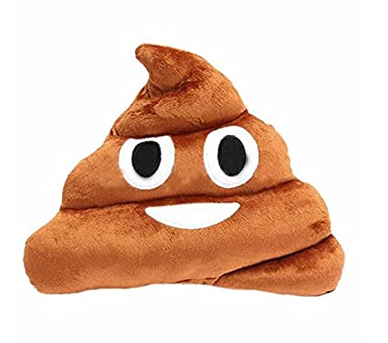 lovely dreamers cute emoji cushion poo poop shape cartoon pillow stuffed doll toys christmas gifts bolster - Christmas Poop