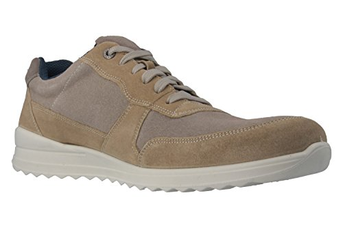 JOMOS - Herren Halbschuhe - Grau Schuhe in Übergrößen