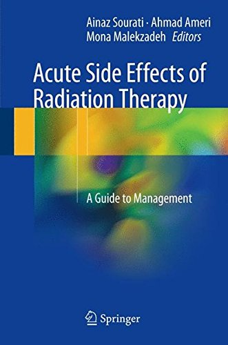 Acute Side Effects of Radiation Therapy: A Guide to Management