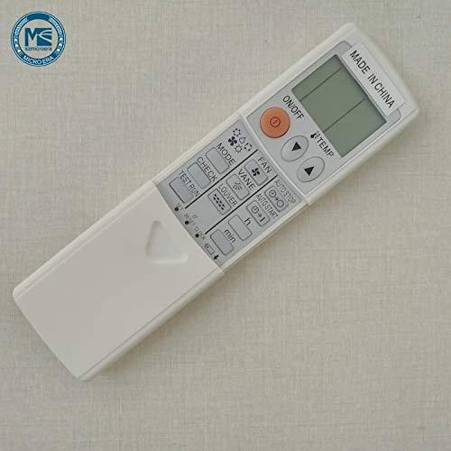 Calvas Air conditioning remote control for Mitsubishi Electric central air conditioning W001CP R61Y23304