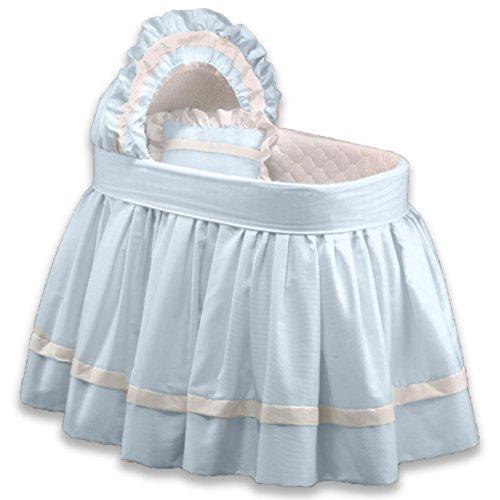 - aBaby Sweet Petite Liner Skirt/Hood, Blue, 13x29